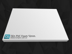 Tấm PVC Foam 12mm