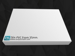 Tấm pvc foam 25mm