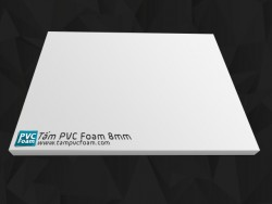 Tấm PVC Foam 8mm