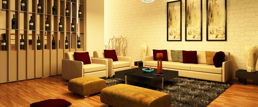 Tấm PVC Foam dùng trong trang trí nội thất